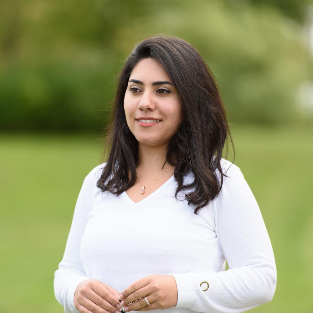 Nirvana Gharni (parental leave)