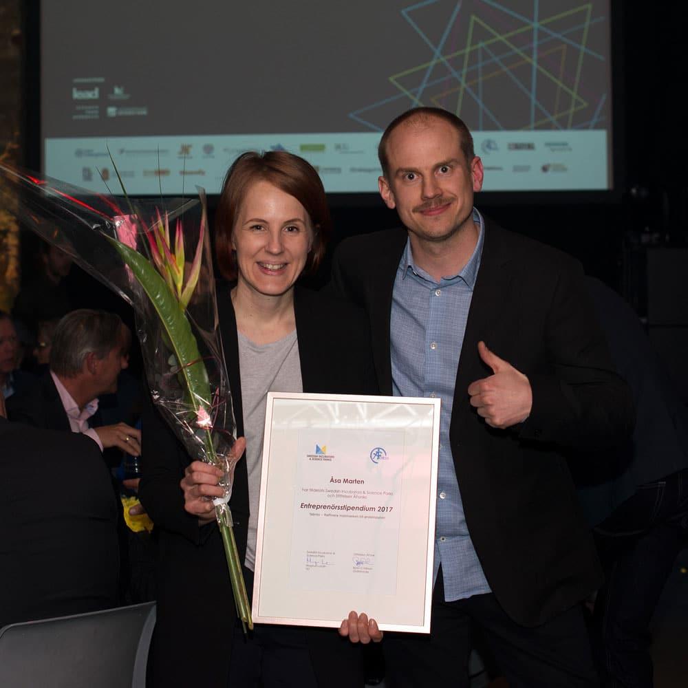 Framtidens proteinråvara tilldelas ÅForsk stipendium
