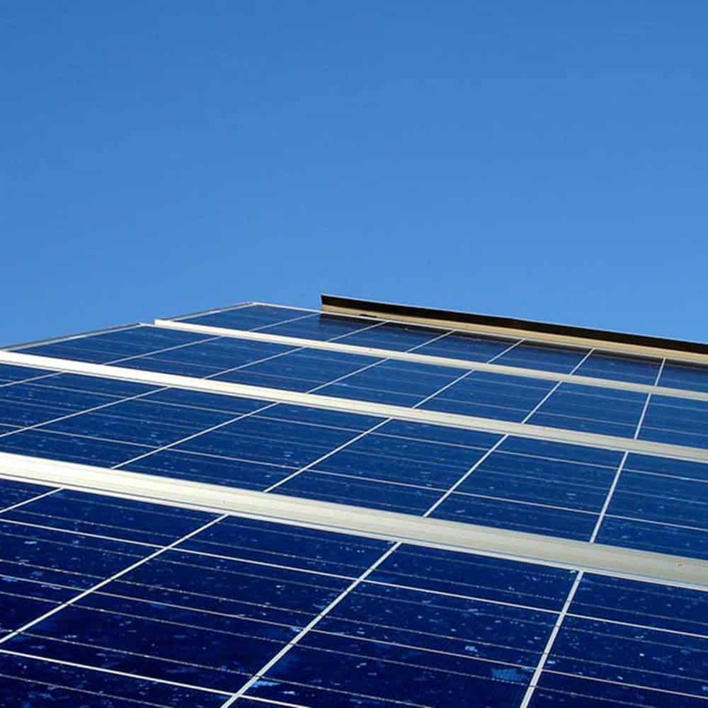 Distanskurs för upphandling av solcellssystem