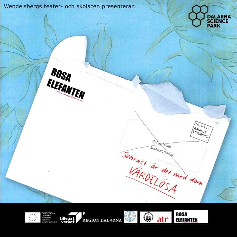 """Teater & workshop: """"Svårast är det med dom värdelösa"""""""