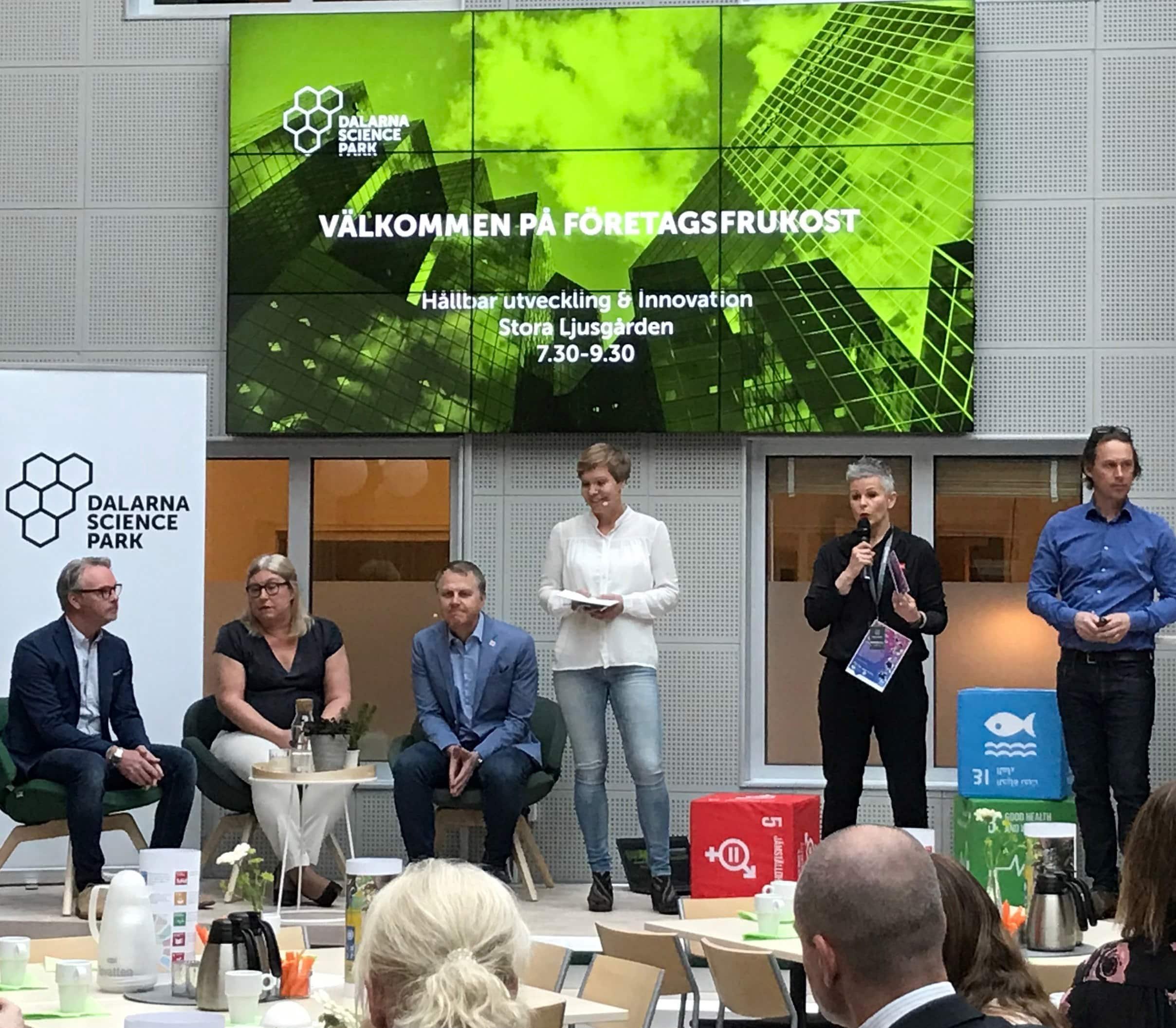 Hållbar innovation leder bolagen framåt
