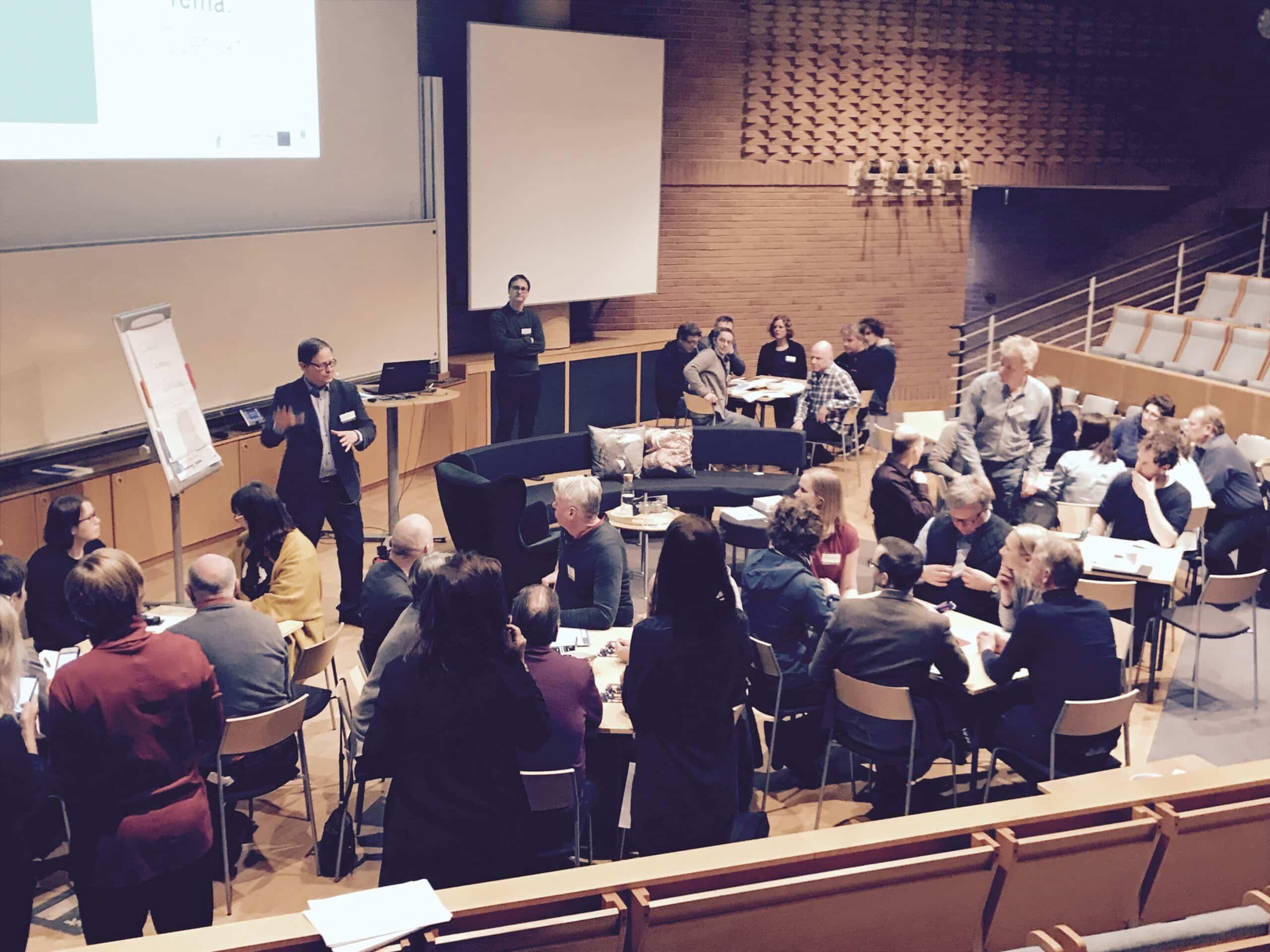 Välbesökt workshop inom Cirkulär ekonomi arrangerad i äkta ecoINSIDE-anda