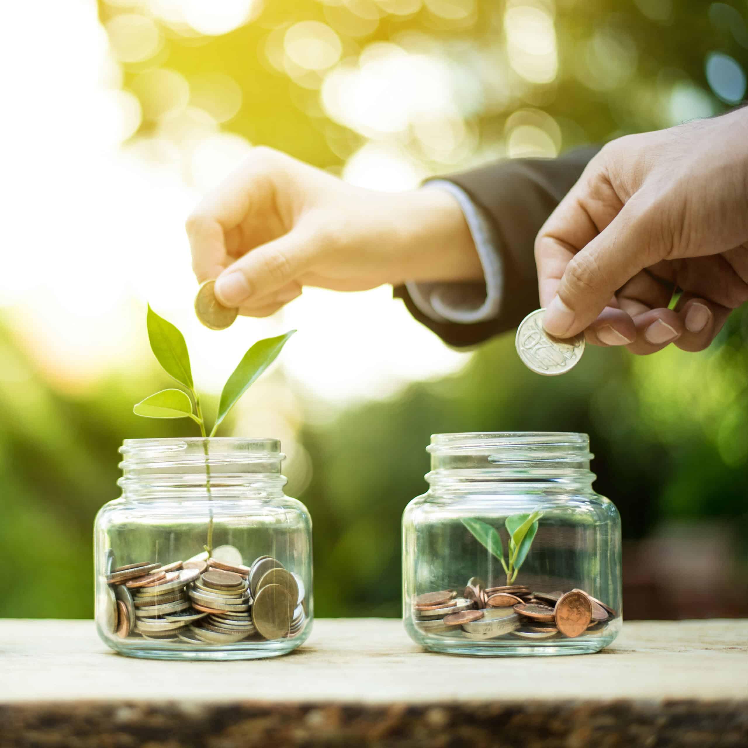 Hitta rätt finansiering