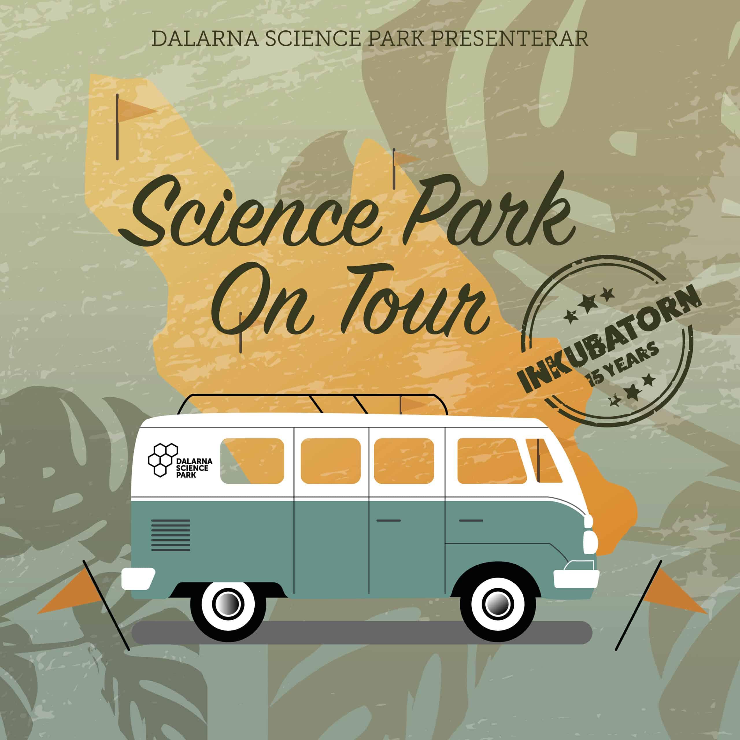 Dalarna Science Park on Tour