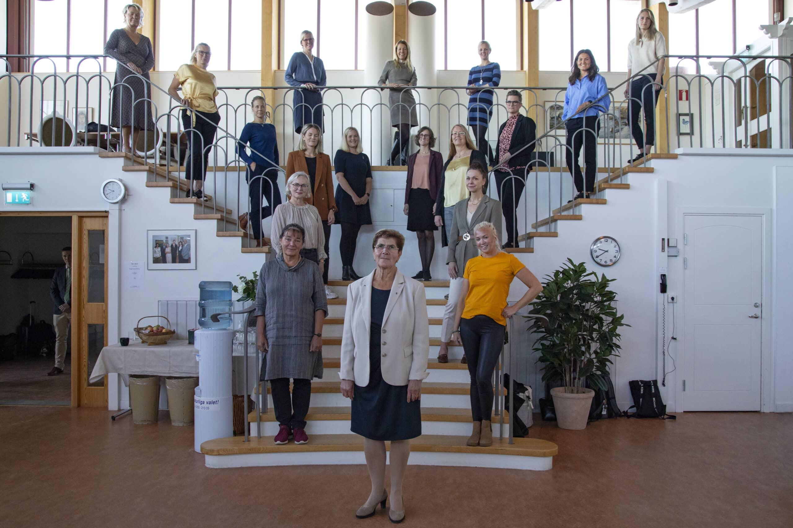 Nytt kvinnligt nätverk för mångfald och hållbart byggande