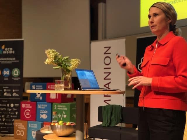 Hållbarhet i fokus när Sustainability bootcamp genomfördes
