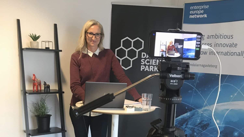 Webbinarium Offentlig finansiering - Anna Torsgården
