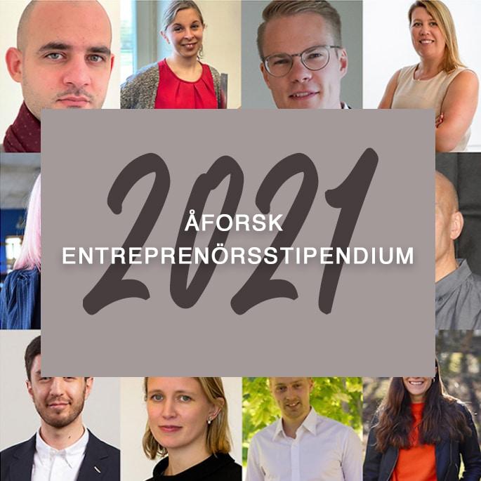 Åforsk Entreprenörstipendium