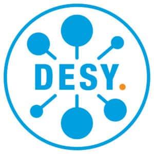 Logotype of the organisation DESY in Hamburg, Germany